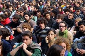 La Sapienza - Assemblea delle università su proposte contro la legge Gelmini
